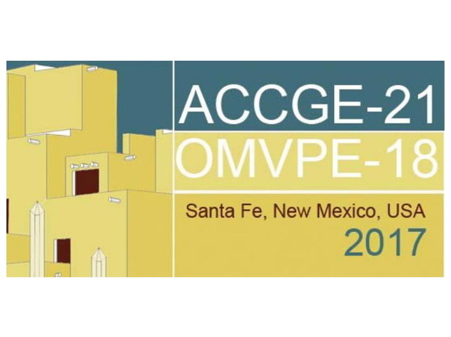 ACCGE-21 and OMVPE-18