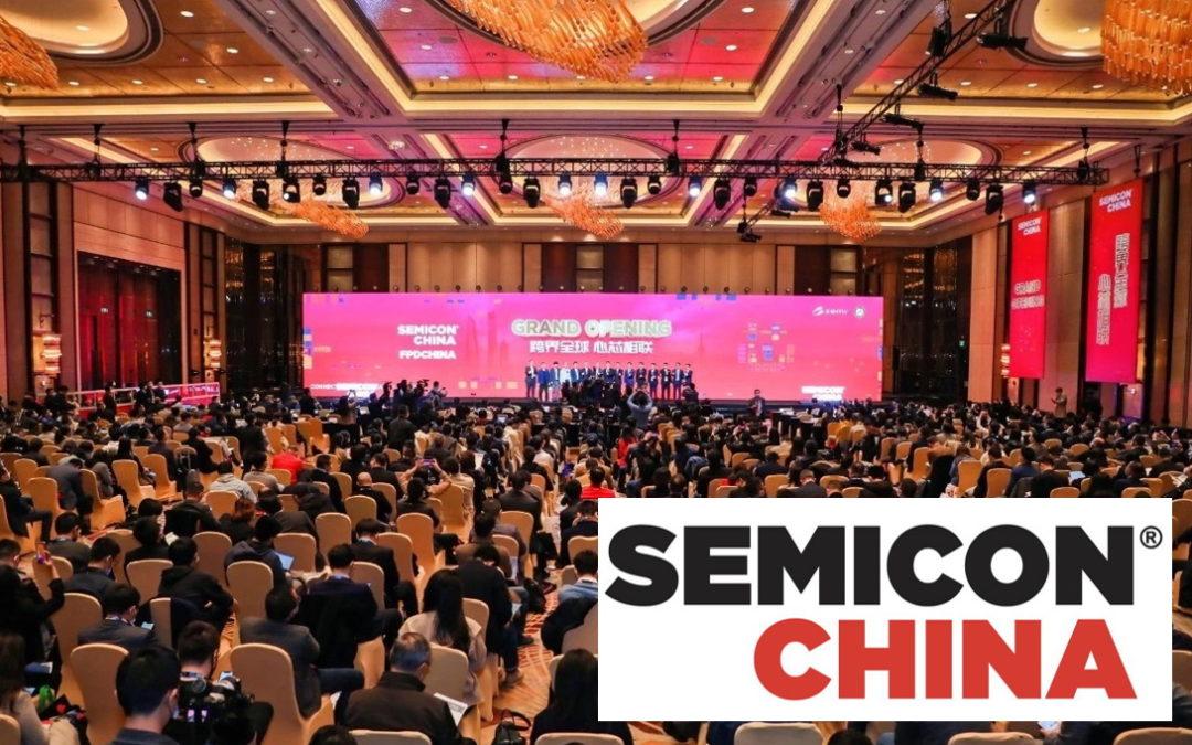 Semicon China 2021